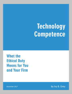 The Legal Tech Audit - cover